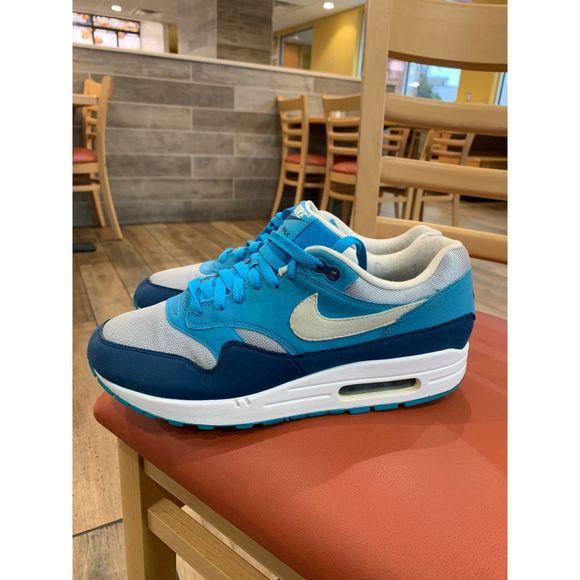 Nike Air Max 1 Blue Fury Size 10
